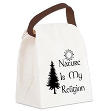 nature01.png Canvas Lunch Bag