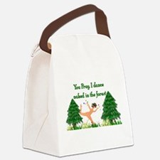 pagan_dancer01x.png Canvas Lunch Bag