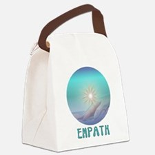 empath01x.png Canvas Lunch Bag