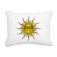 seer01.png Rectangular Canvas Pillow