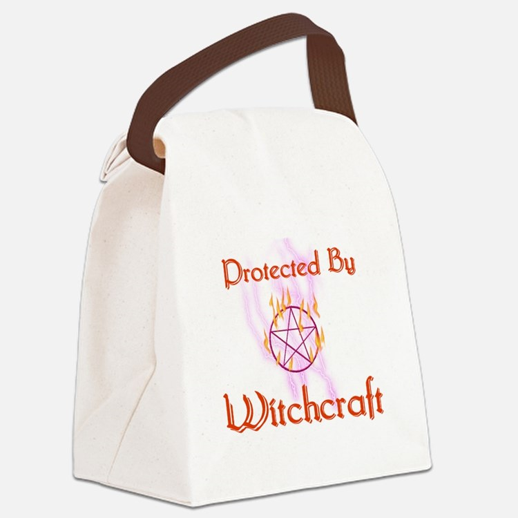 witchcraft01.png Canvas Lunch Bag