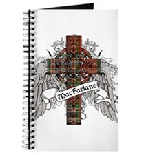 MacFarlane Tartan Cross Journal