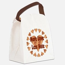 lovemore02x.png Canvas Lunch Bag