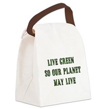 environment04.png Canvas Lunch Bag