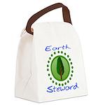 globalwarming_01a.pn... Canvas Lunch Bag