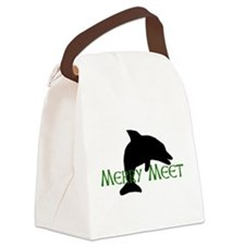 spirit_animal_dophin01.png Canvas Lunch Bag