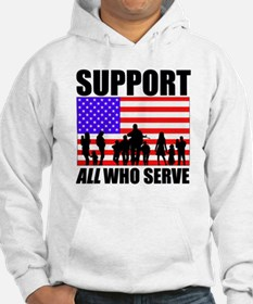 Support All Hoodie