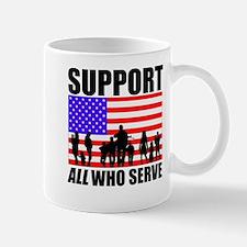 Support All Mug