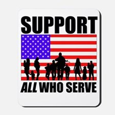 Support All Mousepad
