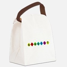 atheist02.png Canvas Lunch Bag