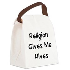 anti_religion01a.png Canvas Lunch Bag