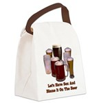 sex01a.png Canvas Lunch Bag