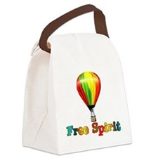freespirit01.png Canvas Lunch Bag
