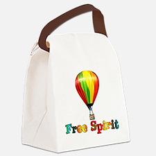 freespirit01.png Canvas Lunch Bag