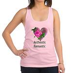lastromantic01a.png Racerback Tank Top
