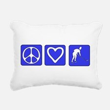 plhockey01.png Rectangular Canvas Pillow