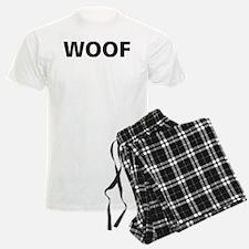 Woof Sup Grr Looking Pajamas