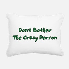 crazy01a.png Rectangular Canvas Pillow