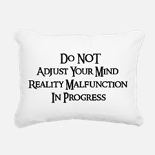 donotadujst01b.png Rectangular Canvas Pillow