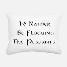 1_peasants01b.png Rectangular Canvas Pillow