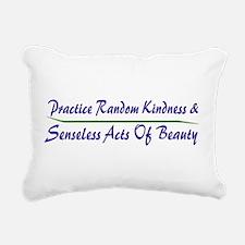 Cute Good karma Rectangular Canvas Pillow