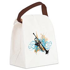 Unique Symphony Canvas Lunch Bag