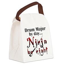 Drum Major Ninja Canvas Lunch Bag