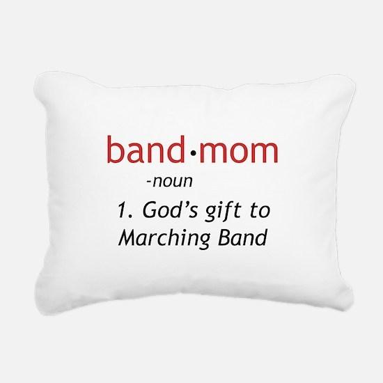 Cute Bands Rectangular Canvas Pillow