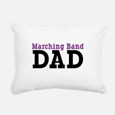 Marching Band Dad Rectangular Canvas Pillow