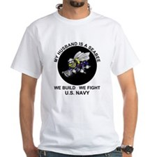 Seabee Husband U.S. Navy Shirt