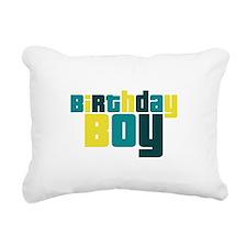 Birthday Boy Rectangular Canvas Pillow
