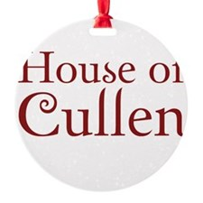 House of Cullen Ornament