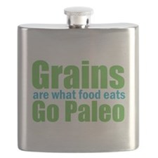 What Food Eats Flask