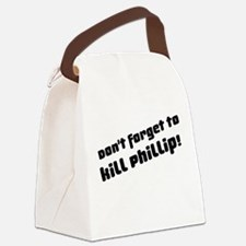 Unique Shaun Canvas Lunch Bag