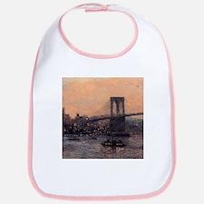Edward Willis Redfield Brooklyn Bridge Bib