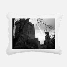 Unique Blarney castle Rectangular Canvas Pillow