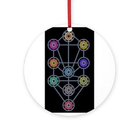 John Ruf Ornament (Round)