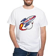 Personalized rocket Shirt