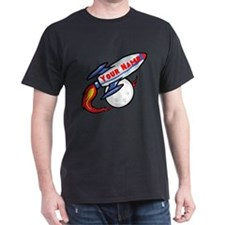Personalized rocket T-Shirt