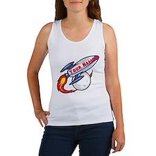 Personalized rocket Women's Tank Top