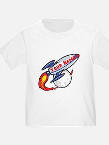 Personalized rocket T