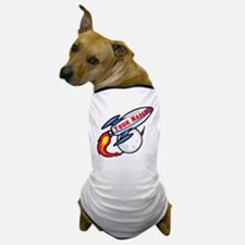 Personalized rocket Dog T-Shirt