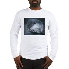 Hungry Otter Long Sleeve T-Shirt