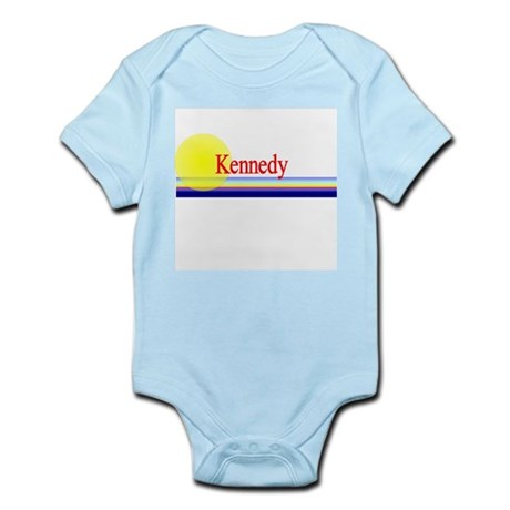 Kennedy Infant Creeper