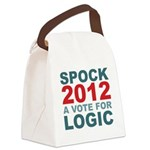 Spock 2012 Canvas Lunch Bag