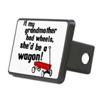 Star Trek Wagon Rectangular Hitch Cover