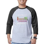 Star Trek Wagon 3/4 Sleeve T-shirt (Dark)