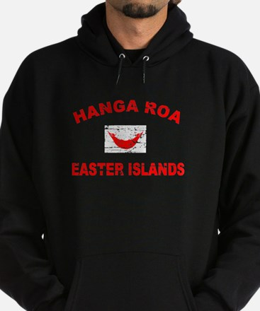 Hanga Roa Easter Islands Designs Hoodie (dark)
