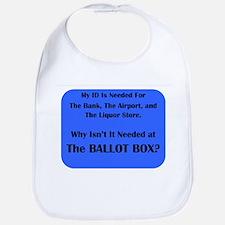 Voter ID Required Bib