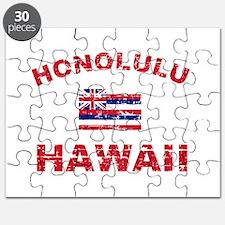 Honolulu Hawaii Designs Puzzle